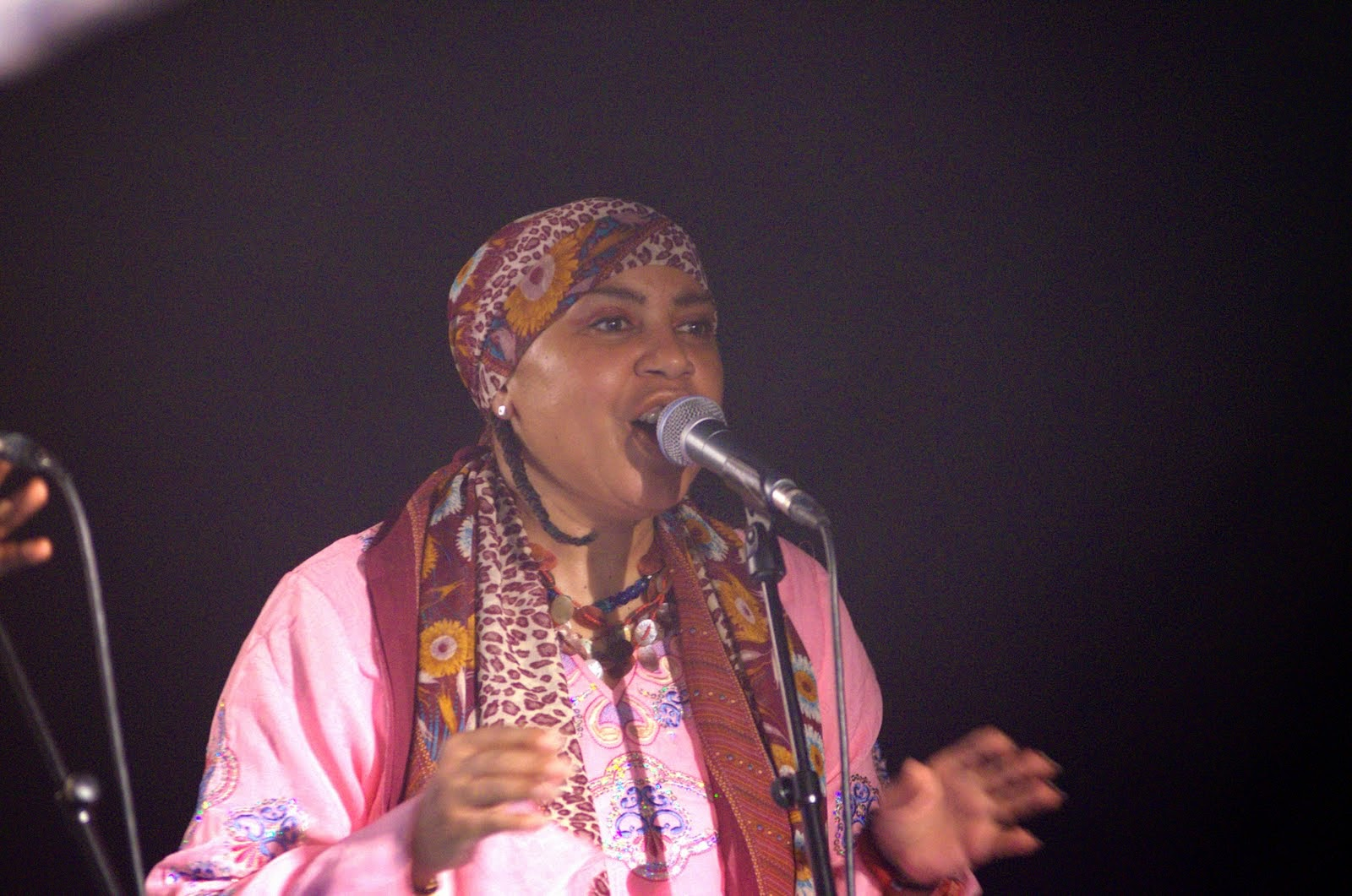PHOTO CONCERT  09 MAI 2015  MYRIAM BETTY